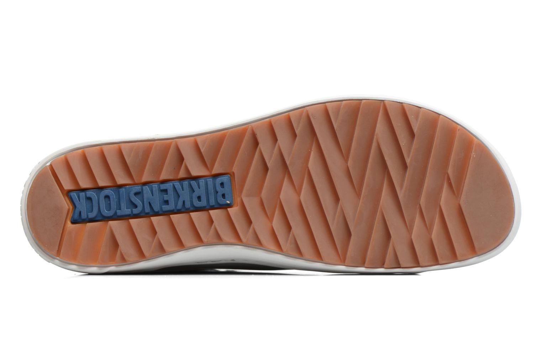 Sneaker Birkenstock Bartlett grau ansicht von oben