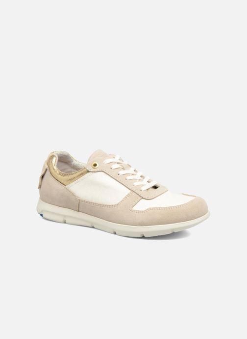 huge selection of c0a34 6d75e Birkenstock Cincinnati (Beige) - Sneakers chez Sarenza (296771)