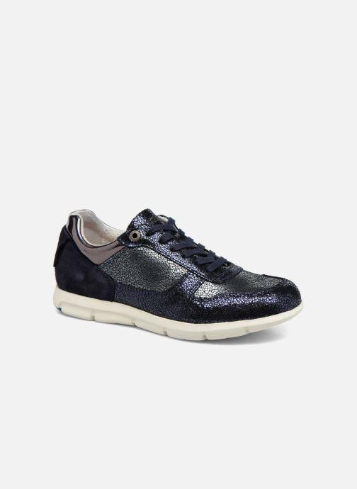 Sneakers Birkenstock Cincinnati Blauw detail
