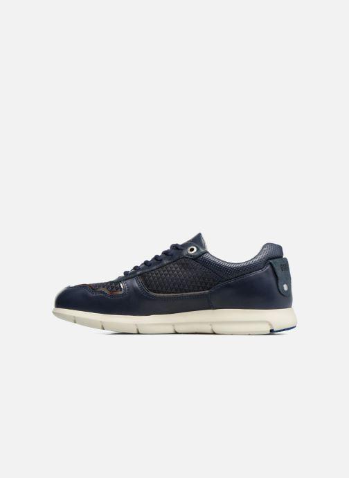 Sneakers Birkenstock Cincinnati Blauw voorkant