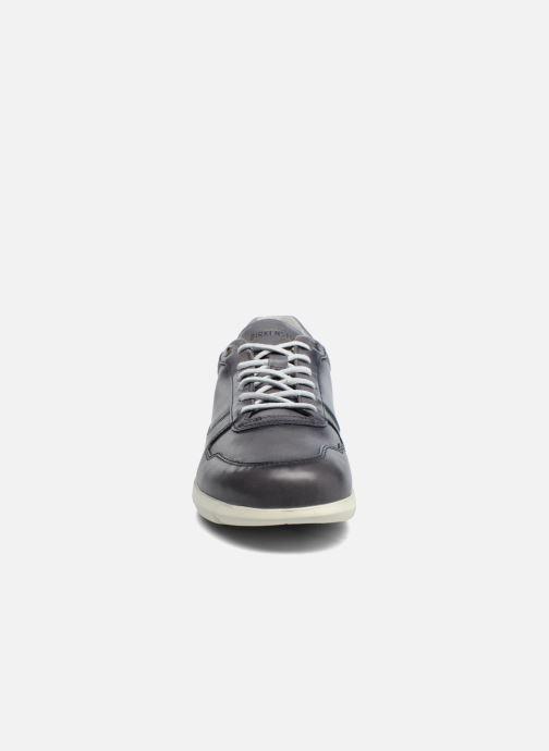 Sneaker Birkenstock Cincinnati grau schuhe getragen