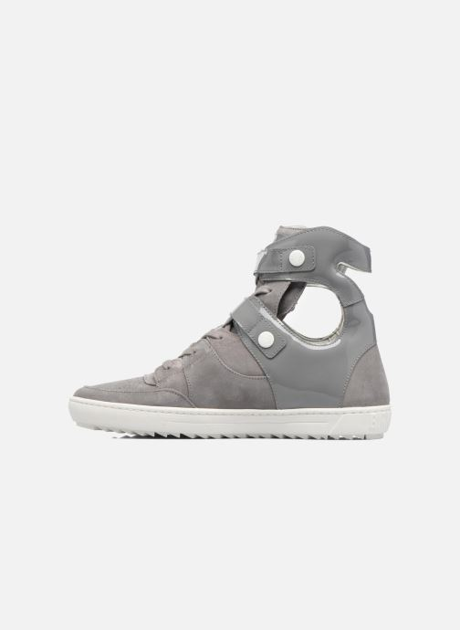 Trainers Birkenstock Thessaloniki Grey front view