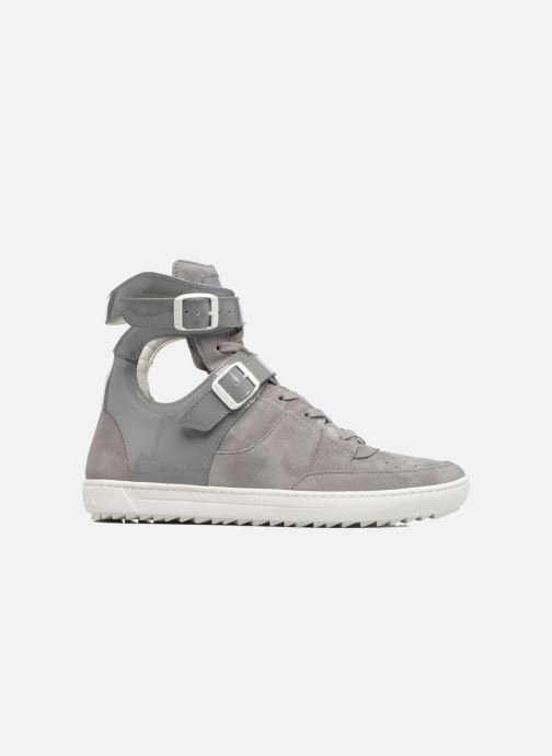 Trainers Birkenstock Thessaloniki Grey back view