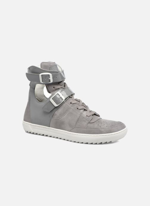 Trainers Birkenstock Thessaloniki Grey detailed view/ Pair view