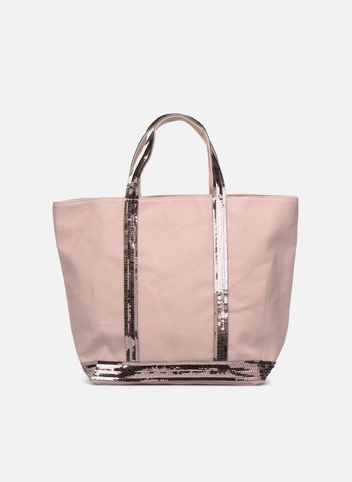 Handväskor Vanessa Bruno Cabas M Rosa bild från framsidan