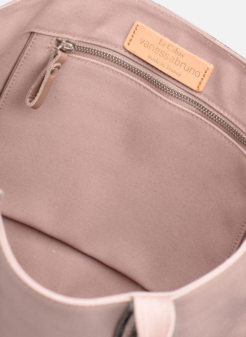Handväskor Vanessa Bruno Cabas M Rosa bild från baksidan