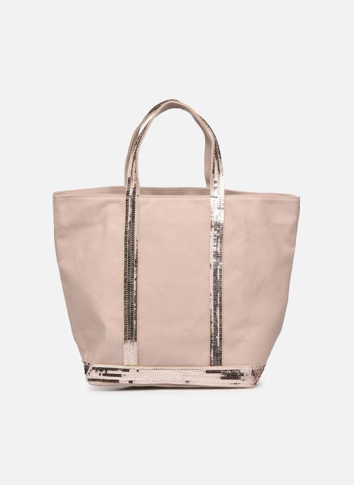 Handtaschen Vanessa Bruno Cabas M rosa ansicht von vorne