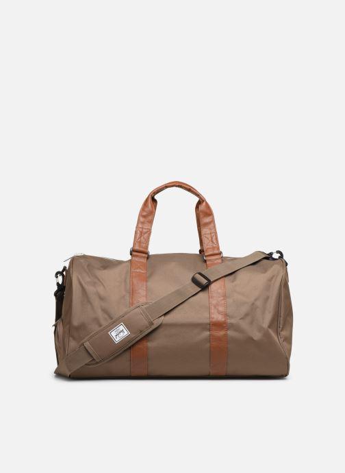 Sports bags Herschel Novel Brown front view