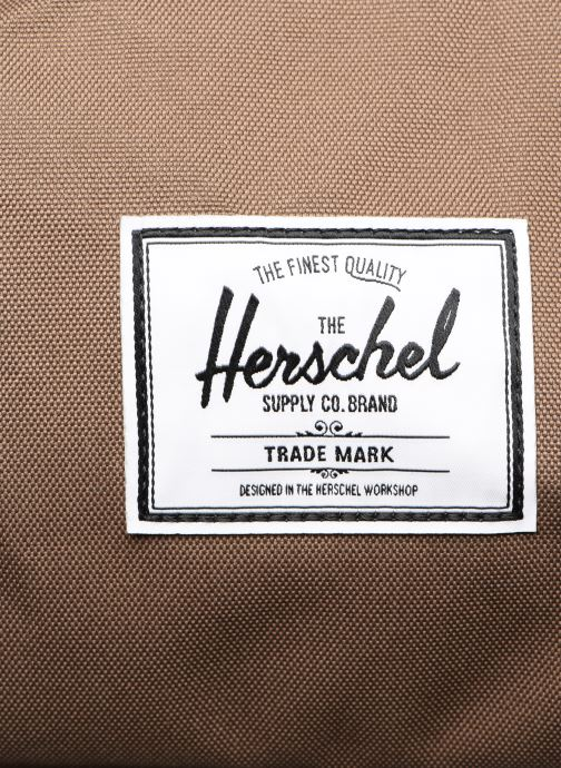 Sports bags Herschel Novel Brown view from the left