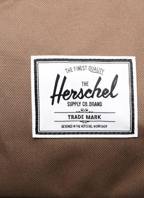 Sacs de sport Herschel Novel Marron vue gauche