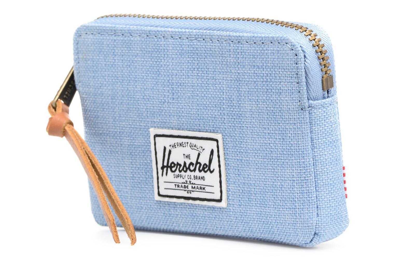 Petite Maroquinerie Herschel Oxford Pouch Bleu vue portées chaussures