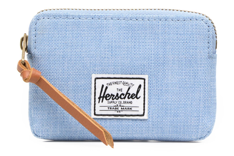 Petite Maroquinerie Herschel Oxford Pouch Bleu vue détail/paire