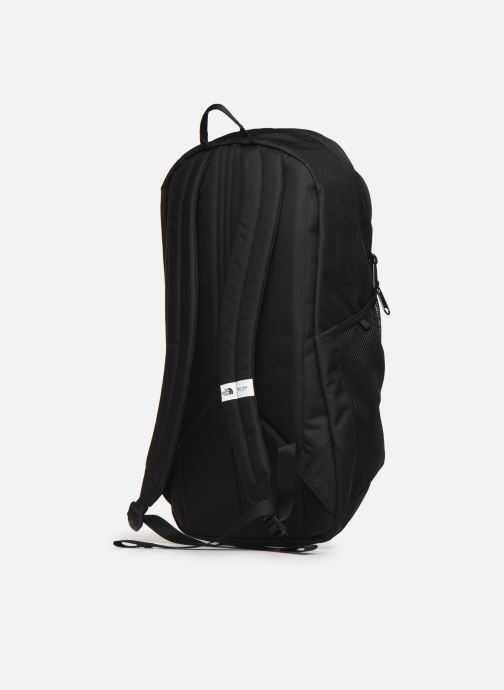 Rucksacks The North Face Rodey Black view from the right