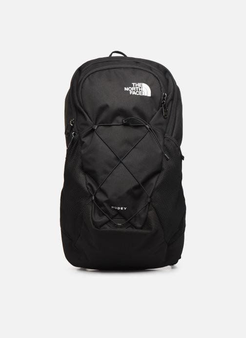 Rugzakken The North Face Rodey Zwart detail