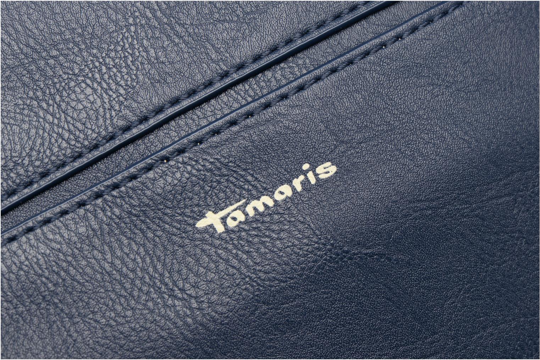 Sacs à main Tamaris Pauline Shopping Bag Bleu vue gauche