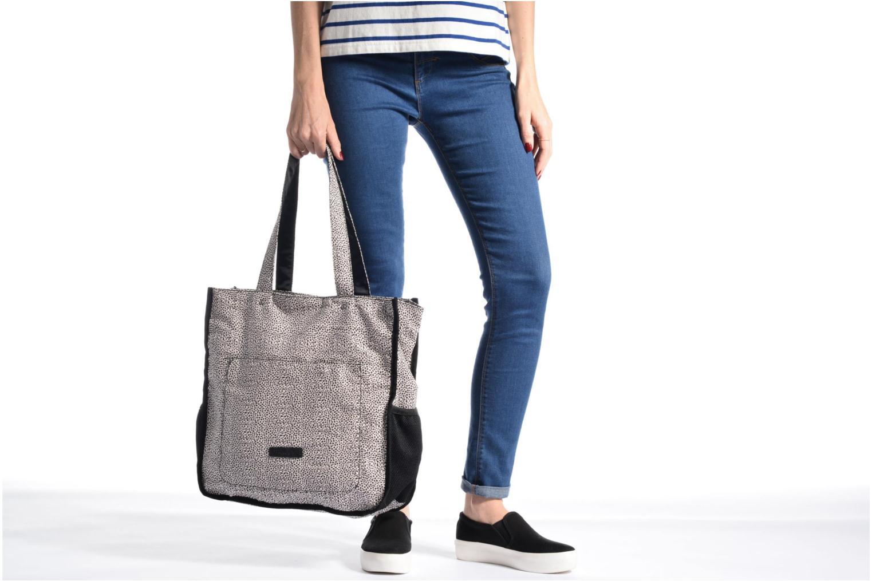 Sacs à main Tamaris Nikky Shopping Bag Noir vue haut