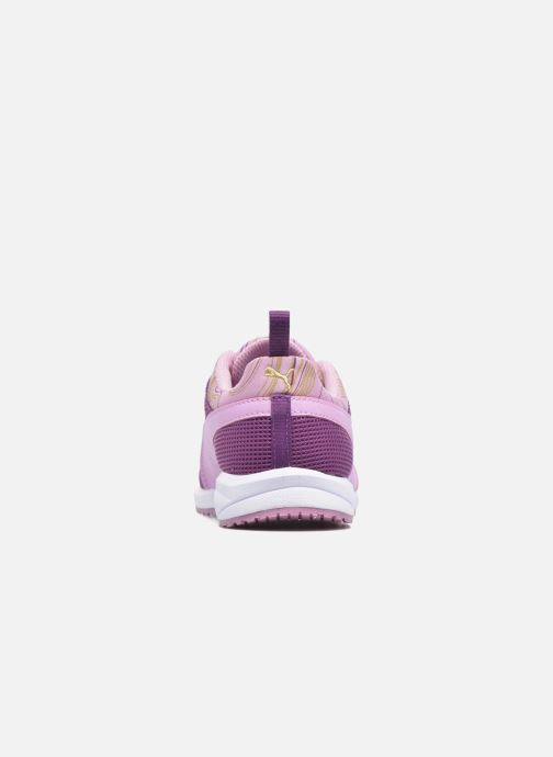 Baskets Puma Carson Marble Violet vue droite