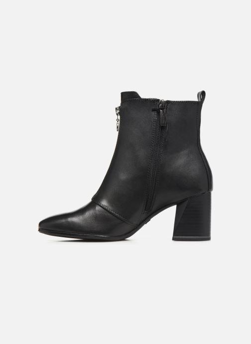 Bottines et boots Tamaris Judith Noir vue face