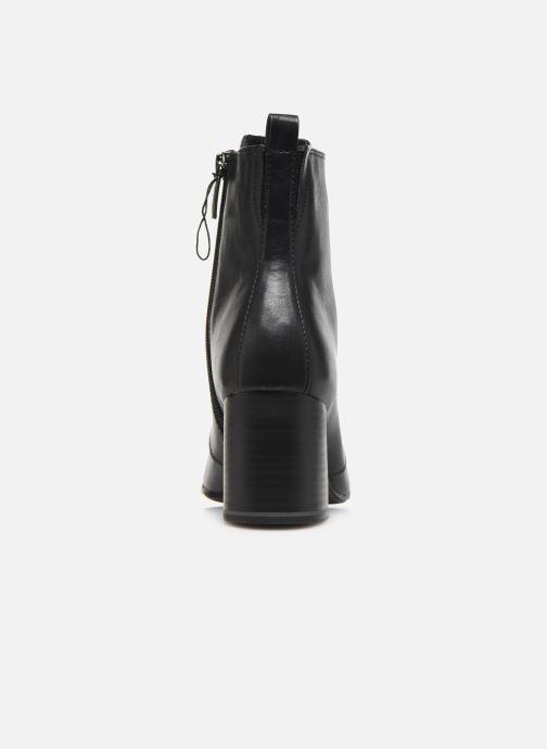 Bottines et boots Tamaris Judith Noir vue droite
