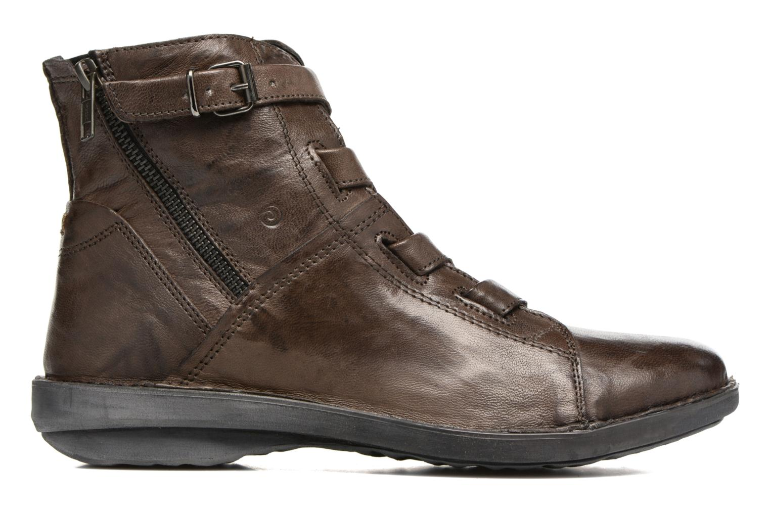 Ankle boots Khrio Tali Grey back view