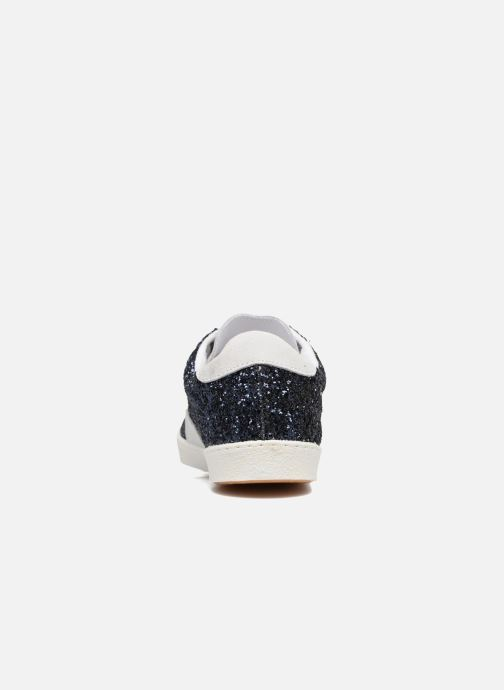Baskets Ippon Vintage Captain Yes Bleu vue droite