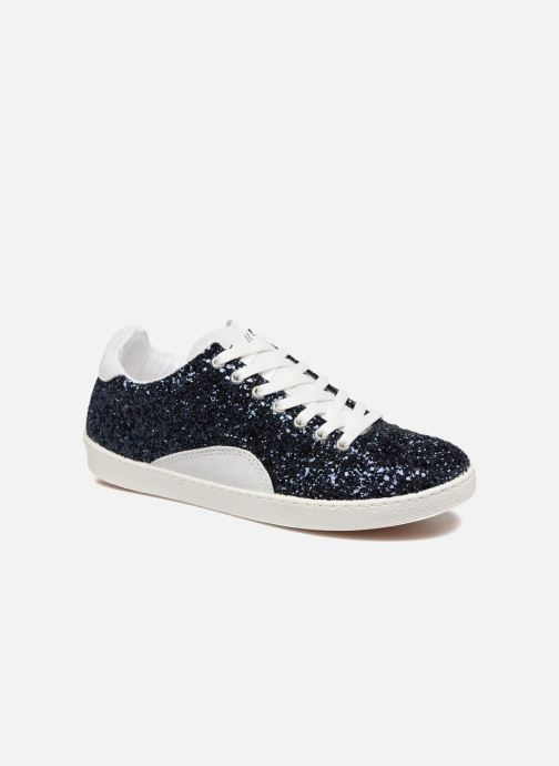 Baskets Ippon Vintage Captain Yes Bleu vue détail/paire