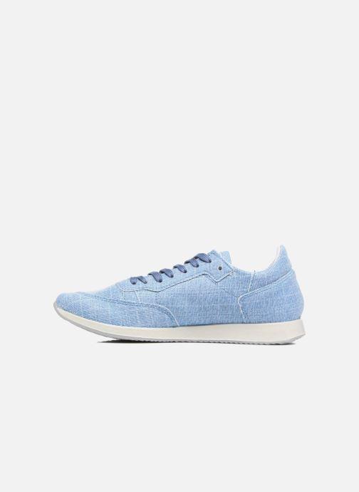 Baskets Ippon Vintage Run Venus Bleu vue face