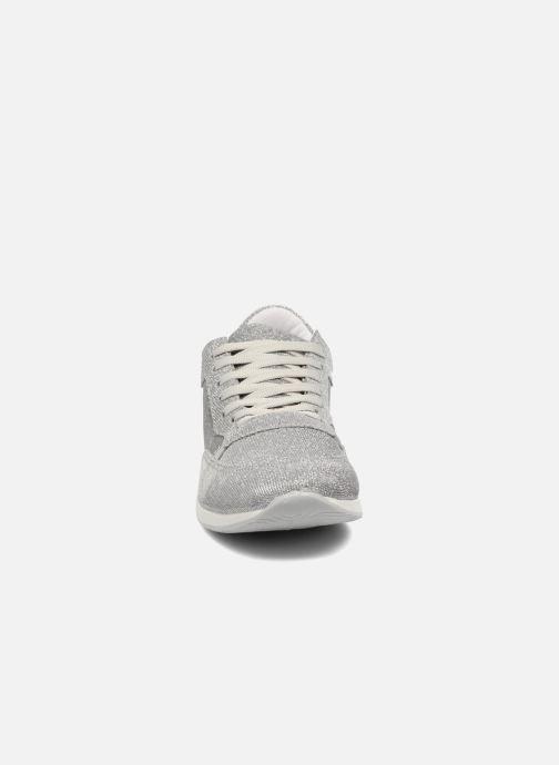Baskets Ippon Vintage Run Venus Gris vue portées chaussures