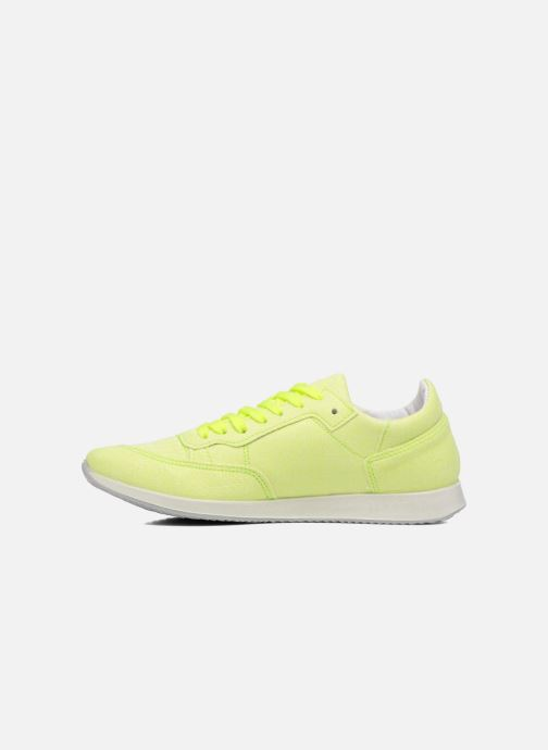 Sneakers Ippon Vintage Run Venus Giallo immagine frontale