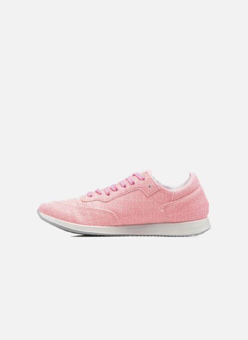 Sneakers Ippon Vintage Run Venus Rosa immagine frontale