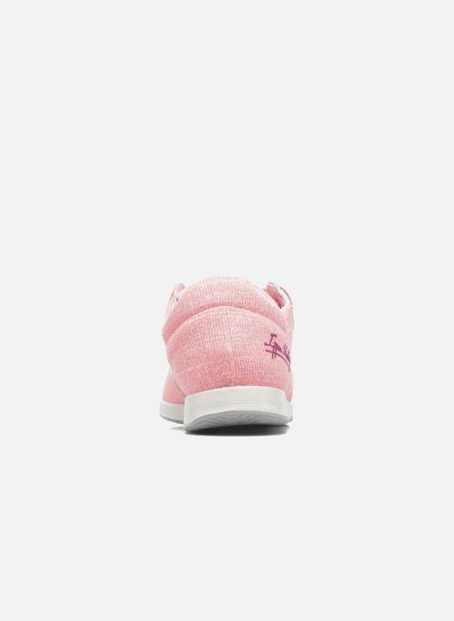 Sneakers Ippon Vintage Run Venus Rosa immagine destra