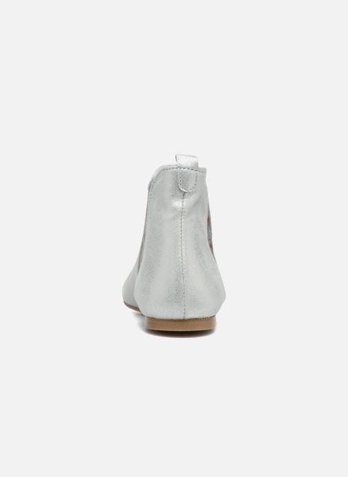 Bottines et boots Ippon Vintage Sun Magic Argent vue droite