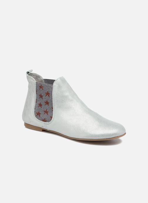 Bottines et boots Ippon Vintage Sun Magic Argent vue détail/paire