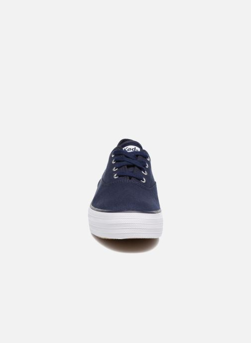 Sneakers Keds Triple Peacoat Blauw model
