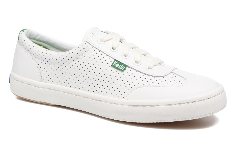Sneakers Keds Tournament Perf Bianco vedi dettaglio/paio