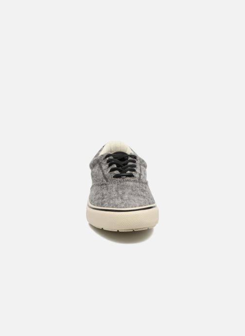 Baskets Sperry Striper LL Line Noir vue portées chaussures
