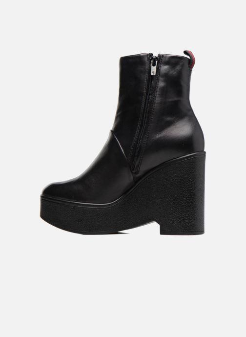 297094 Chez Bottines noir Clergerie Bisouto Et Boots wxO8gvgqF
