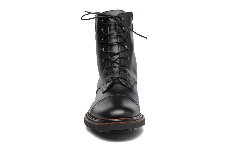 Bottines et boots Clergerie JOSEPH Noir vue portées chaussures