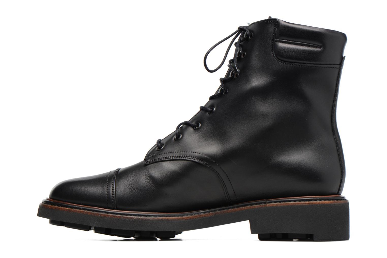 Bottines et boots Clergerie JOSEPH Noir vue face
