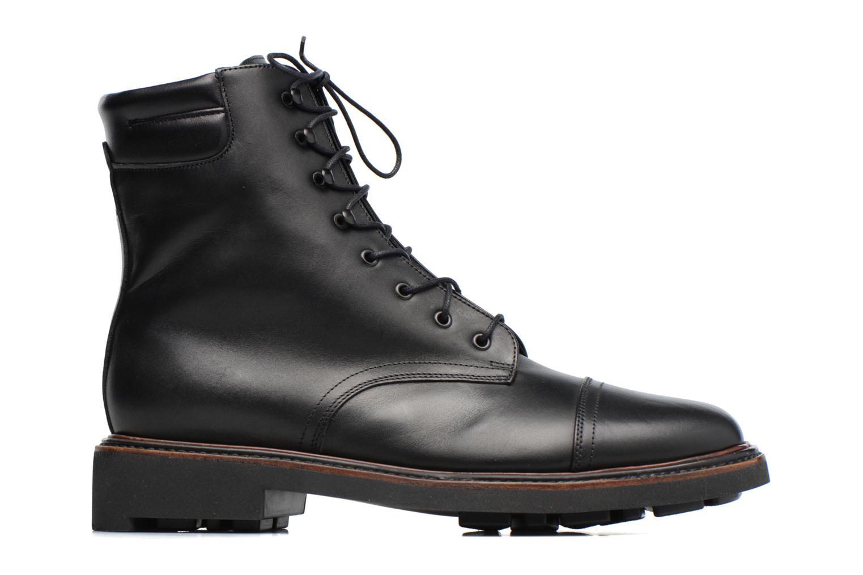 Bottines et boots Clergerie JOSEPH Noir vue derrière