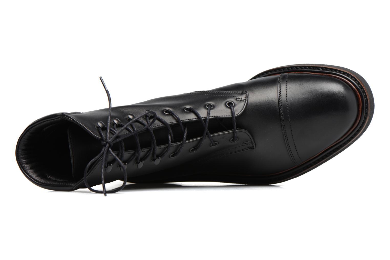 Bottines et boots Clergerie JOSEPH Noir vue gauche