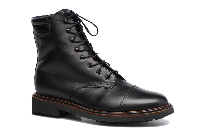 Bottines et boots Clergerie JOSEPH Noir vue détail/paire