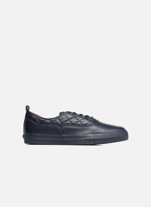 Deportivas Love Moschino Superquilted Sneaker Azul vistra trasera