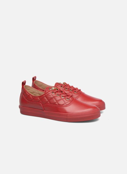 Superquilted SneakerrougeBaskets Sarenza Love Chez Moschino DI2beHEW9Y