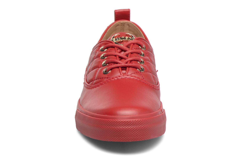 Love Moschino Más Superquilted Sneaker (Rojo) - Deportivas en Más Moschino cómodo Zapatos casuales salvajes 2366d9
