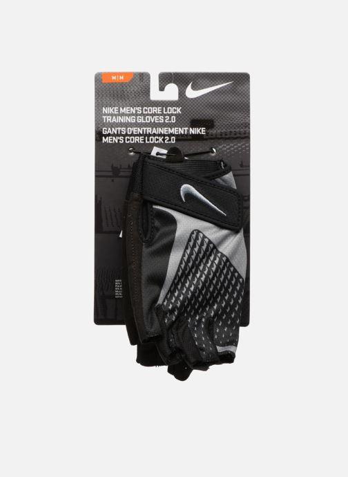 Handschoenen Nike MEN'S CORE LOCK TRAINING GLOVES 2.0 Zwart model