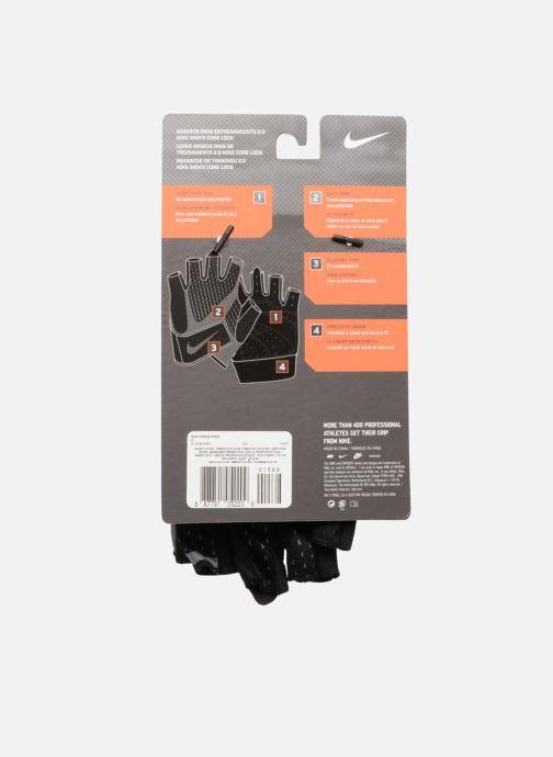 Handschoenen Nike MEN'S CORE LOCK TRAINING GLOVES 2.0 Zwart voorkant