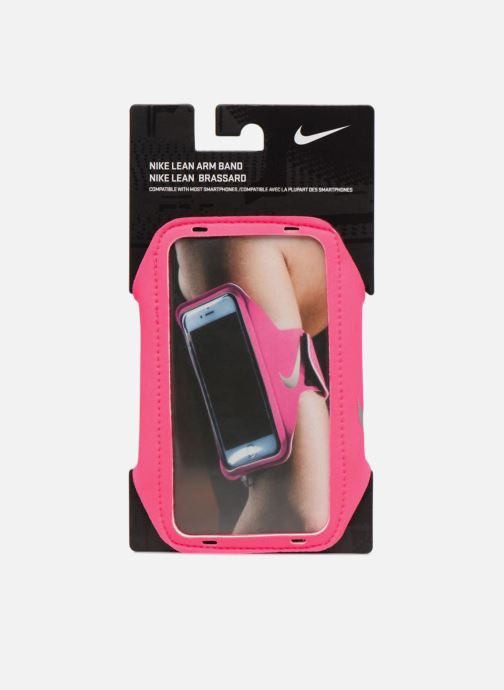 Miscellaneous Nike LEAN ARM BAND Pink model view
