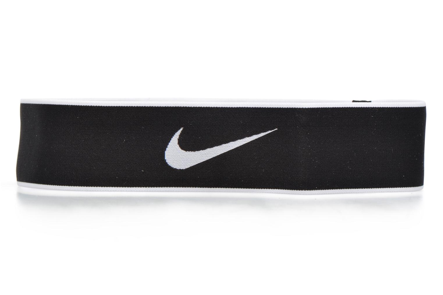 Miscellaneous Nike PRO SWOOSH HEADBAND 2.0 Black detailed view/ Pair view