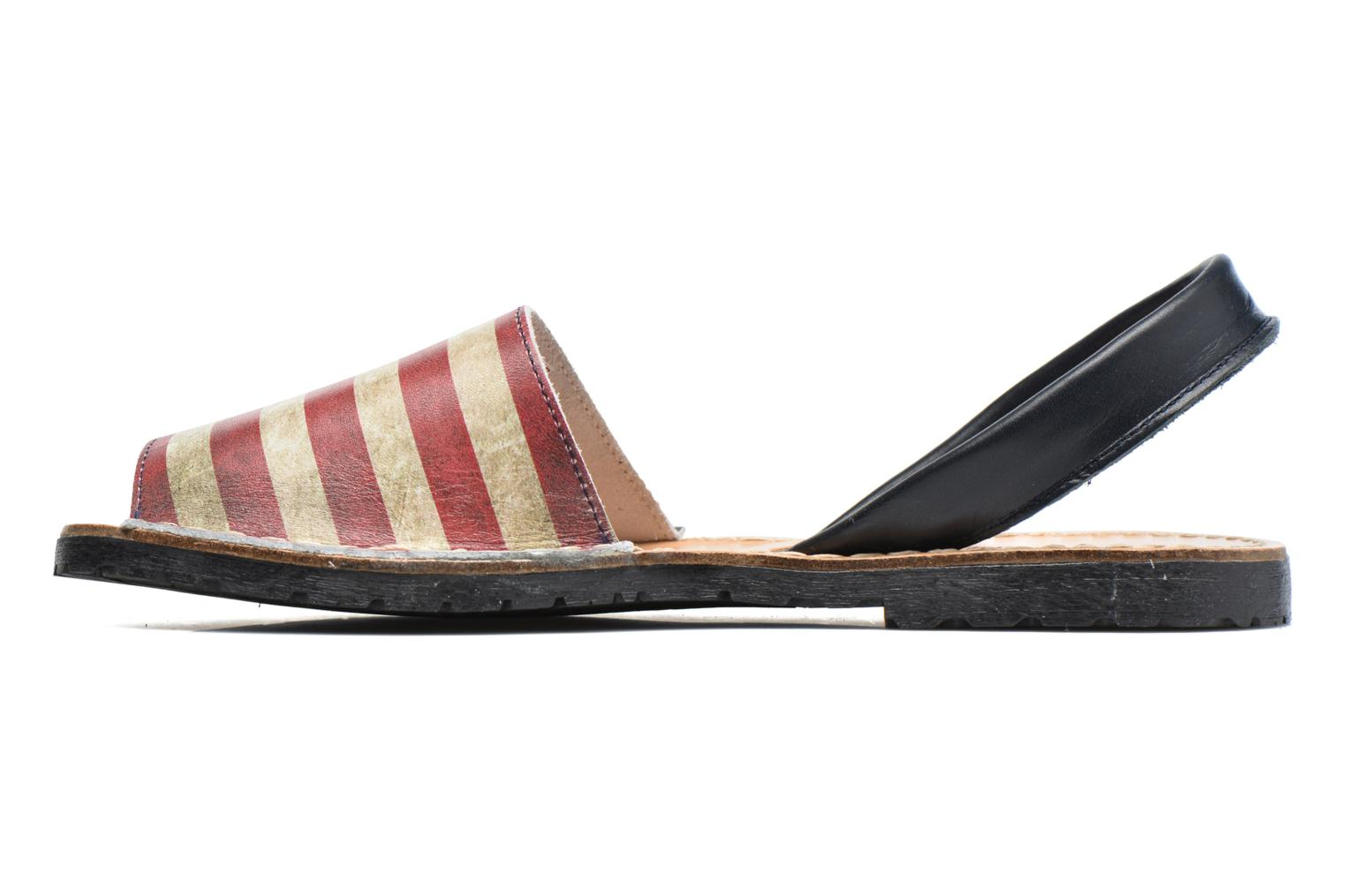 Sandals Laura Vita Sofie Multicolor front view